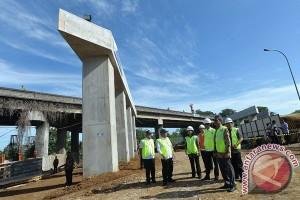 Sepuluh daerah desak tol Bogor-Sukabumi-Cianjur-Bandung segera diselesaikan