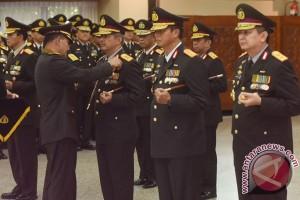 13 pati Polri dianugerahi bintang Bhayangkara Pratama