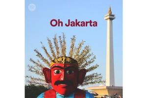 Sambut HUT DKI, Spotify siapkan 'Oh Jakarta'