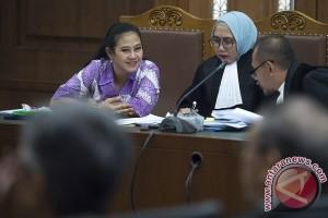 Sidang Pemeriksaan Saksi Damayanti