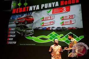 Diprediksi penjualan mobil Honda tembus  200 ribu