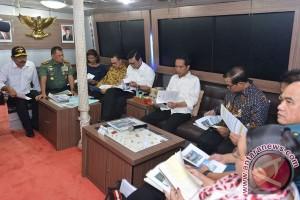 Presiden Jokowi akan rapat terbatas di Natuna