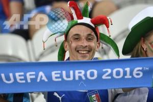 Euro 2016 - Statistik laga Italia vs Spanyol