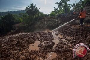 Jenazah korban longsor Sukabumi ditemukan