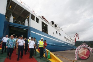 Kapal Roro Lampung-Tanjung Priok-Lampung