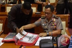 DPR agendakan Rapat Paripurna Senin terkait Kapolri