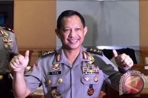 DPR setujui Tito Karnavian sebagai Kapolri