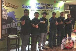 Suzuki Peduli Mudik sediakan 50 bengkel siaga