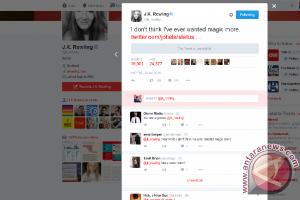 Brexit menang, JK Rowling tak lagi inginkan sihir