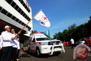 PMI Bengkulu bantu selamatkan 10 anak terseret gelombang