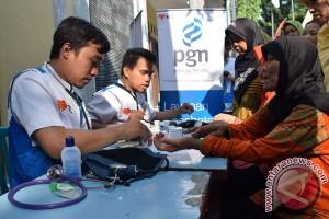 Layanan Kesehatan Gratis PGN
