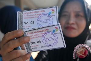 Bulog siapkan 9.950 paket Ramadhan BUMN peduli