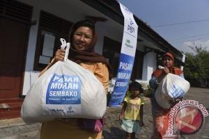 Bulog Bali gandeng polisi gelar pasar murah