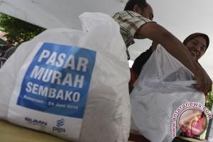 Pemkot Bekasi tambah kuota sembako pasar murah