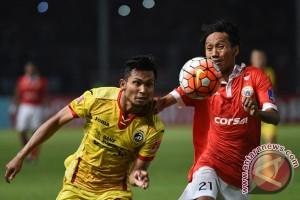 Persija Vs Sriwijaya FC