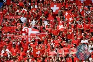 Menang 2-0 lawan Kepulauan Faroe, Swiss jaga rekor sempurna