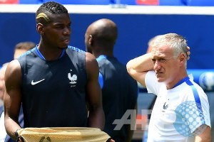 Euro 2016 - Deschamps minta Pogba berkonsentrasi