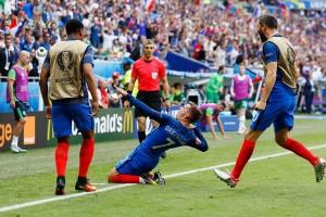 Euro 2016 - Prancis tanpa Kante dan Rami di perempat final