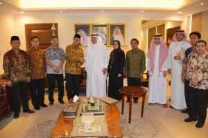 Deputi Kementerian Haji Saudi respon positif usulan percepatan visa