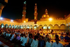 Egyptians enjoy happy and colorful Ramadan nights