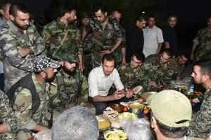 Idul Fitri, Militer Suriah berlakukan gencatan senjata 72 Jam