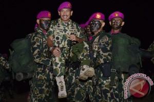 Pembaretan Tamtama Remaja Marinir