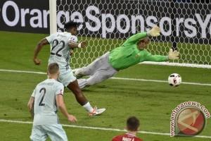 Euro 2016 - Hajar Hongaria 4-0, Belgia tantang Wales di perempatfinal