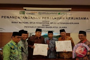 BPJS-TK jalin kesepakatan kepesertaan untuk warga NU