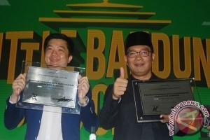 Peluncuran Laman Kota Bandung