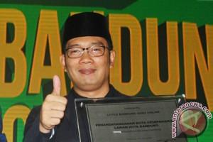 Ridwan Kamil pimpin Deklarasi Bandung untuk NKRI