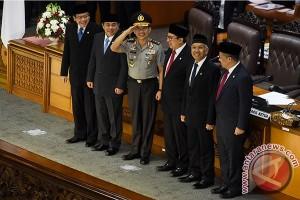 Wapres ingatkan Tito soal reformasi Polri