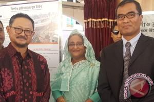 PM Bangladesh luncurkan operasi kereta buatan Indonesia