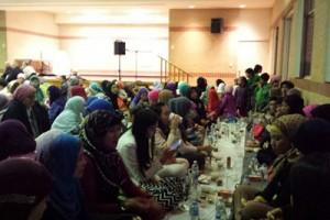 Soto ayam obati rindu berbuka puasa bersama di Perth