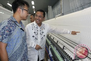Produk Tekstil Didorong Perkuat Industri Fesyen