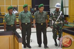 Vonis Pengadilan Militer