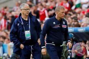Euro 2016 - Statistik laga Inggris vs Islandia
