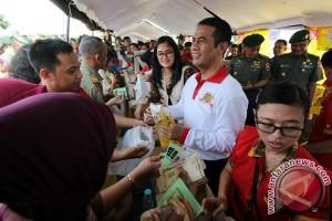 45 UKM se-Surabaya ramaikan bazar tani
