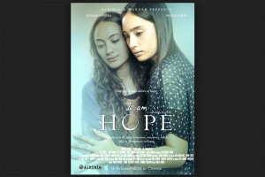 """I am HOPE"" sentuh penonton di Inggris"