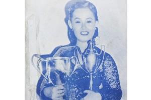 "Antara doeloe : Netty Herawaty ""Bintang Dunia Film 1954"""