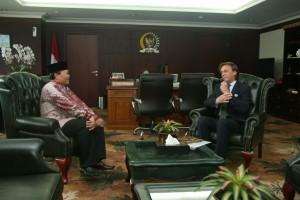 Argentina ingin jadikan Indonesia sentral hubungan bilateral di Asia