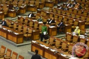 DPR agendakan paripurna dengarkan tanggapan pemerintah soal APBN