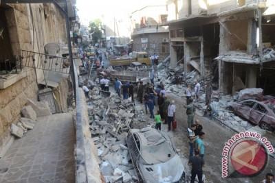 Pertempuran hidup mati kembali berkecamuk di Aleppo