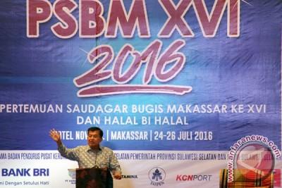 Pertemuan Saudagar Bugis Makassar