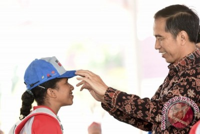 President Jokowi underlines important role of family