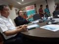 Rakor Penanganan Reklamasi Jakarta