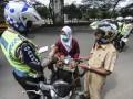 Razia Pencegahan Pencurian Kendaraan Bermotor