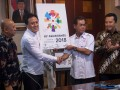 Logo Dan Maskot Asian Games 2018