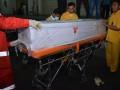 Jenazah Korban Kapal Tenggelam Di Malaysia