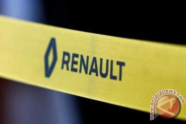 Renault stop produksi usai serangan cyber