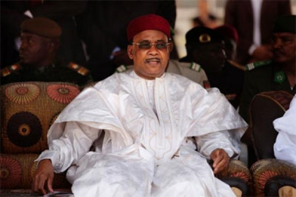 Presiden Niger kunjungi Indonesia 15-17 Oktober